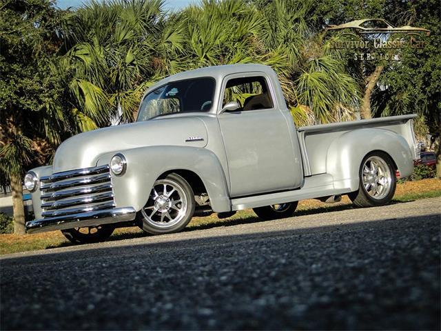 1950 Chevrolet 3100 (CC-1314360) for sale in Palmetto, Florida