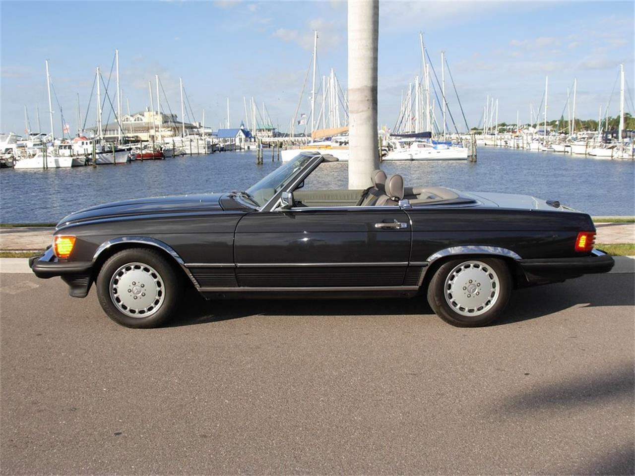 1988 Mercedes-Benz 560SL (CC-1314373) for sale in Palmetto, Florida