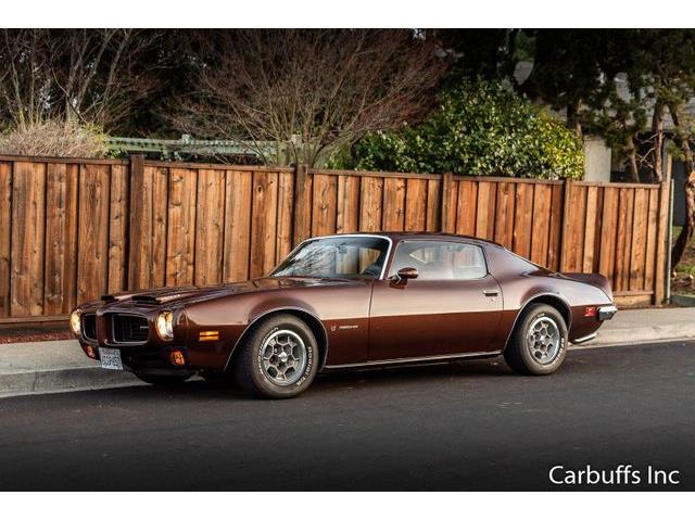 1973 Pontiac Firebird Formula (CC-1314385) for sale in Concord, California