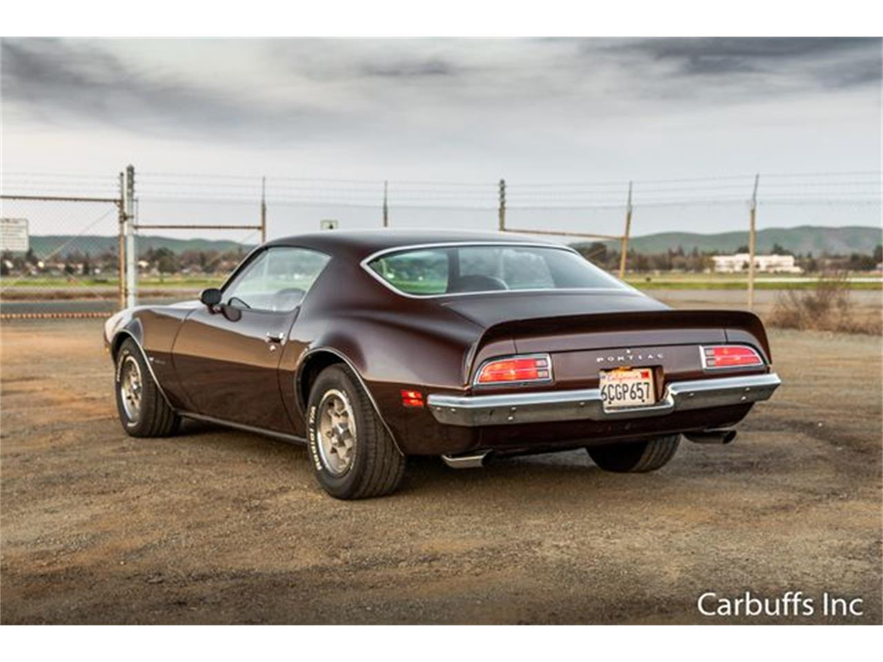 1973 Pontiac Firebird Formula (CC-1314385) for sale in Concord, California
