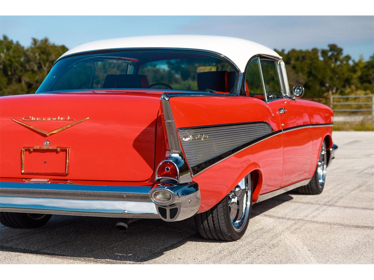 1957 Chevrolet Bel Air (CC-1314391) for sale in Ocala, Florida