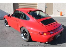 1995 Porsche 911 Carrera (CC-1314399) for sale in Las Vegas, Nevada