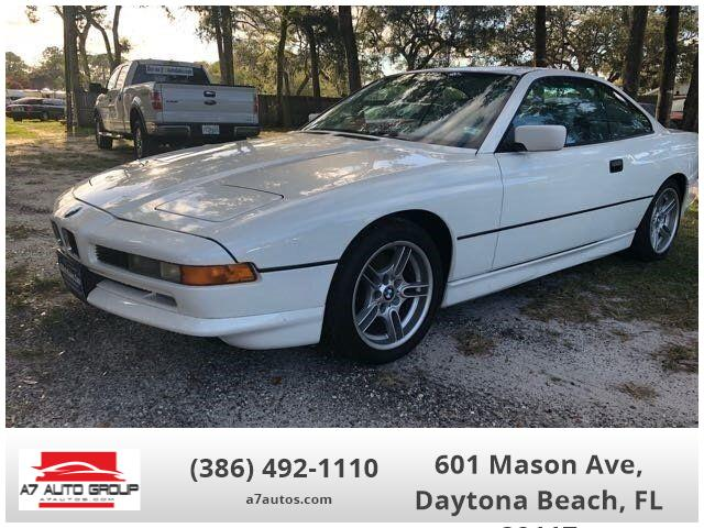 1993 BMW 8 Series (CC-1314401) for sale in Holly Hill, Florida