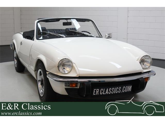 1975 Triumph Spitfire (CC-1314417) for sale in Waalwijk, Noord-Brabant