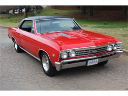 1967 Chevrolet Chevelle SS (CC-1314420) for sale in Roswell, Georgia