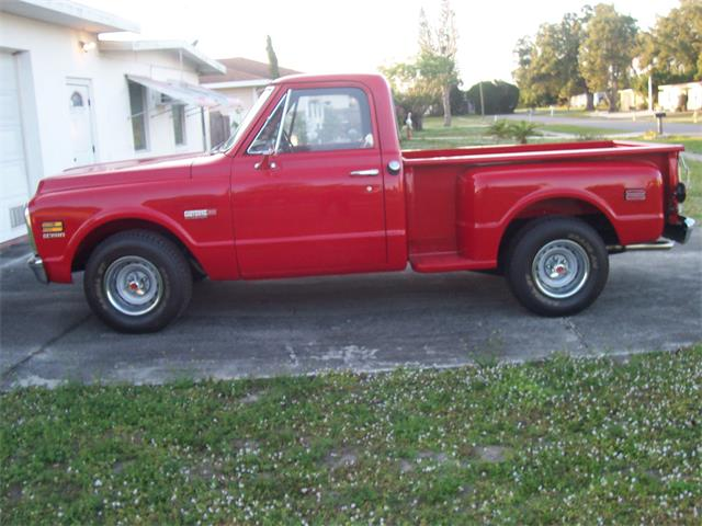1972 Chevrolet Pickup (CC-1314440) for sale in Port Charlotte, Florida