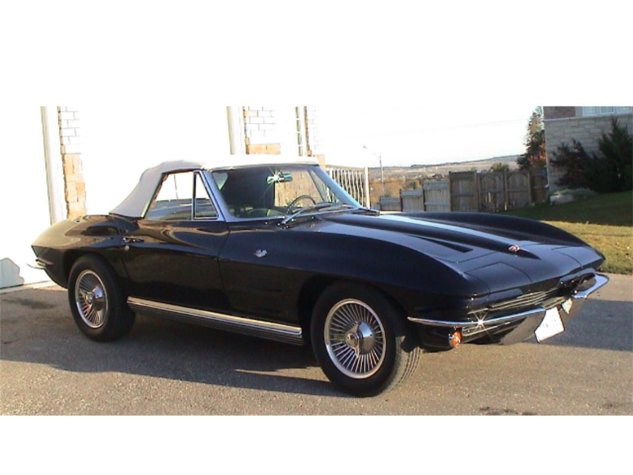 1964 Chevrolet Corvette Stingray (CC-1314448) for sale in Innisfil, Ontario