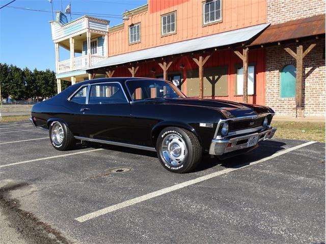 1969 Chevrolet Nova (CC-1310449) for sale in Greensboro, North Carolina