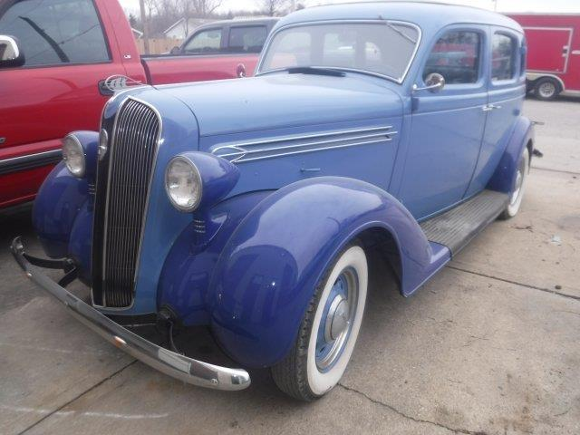 1936 Plymouth P2 (CC-1314535) for sale in Milford, Ohio