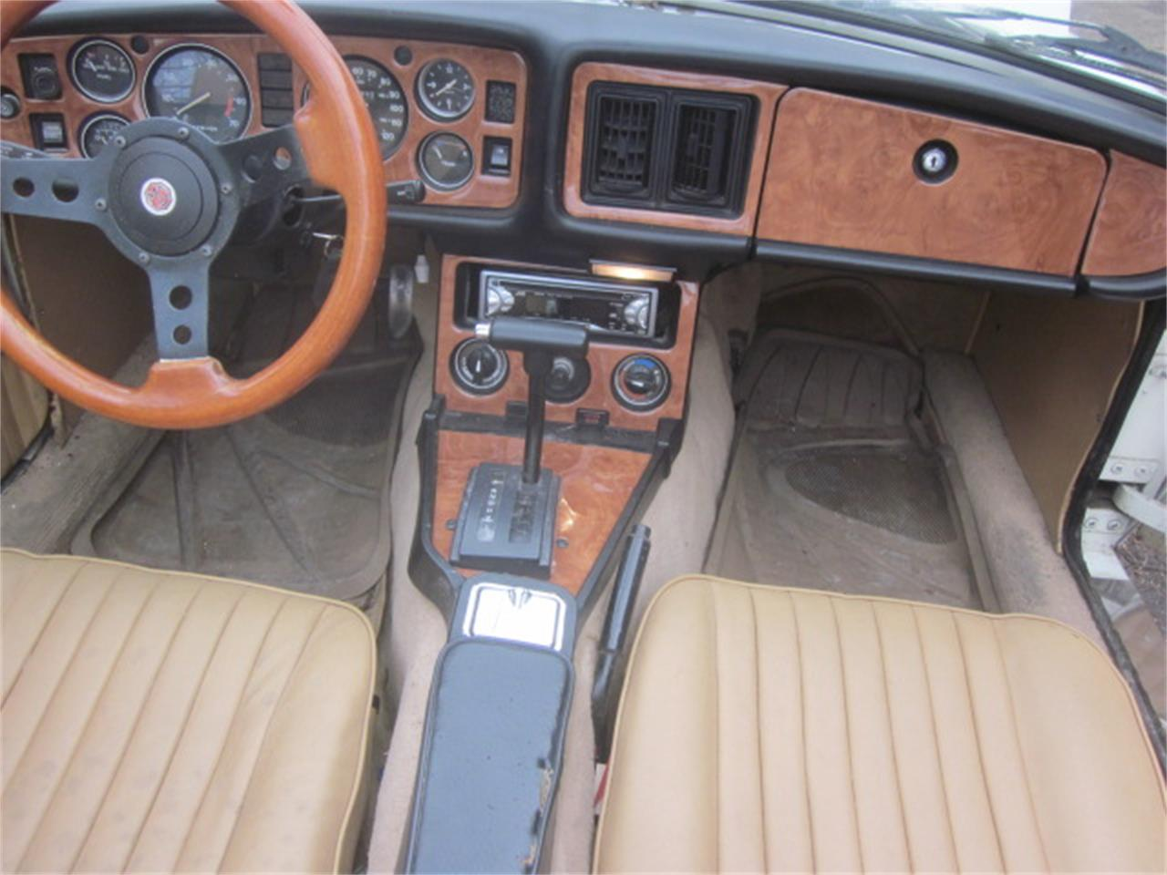 1977 MG MGB (CC-1314565) for sale in Stratford, Connecticut