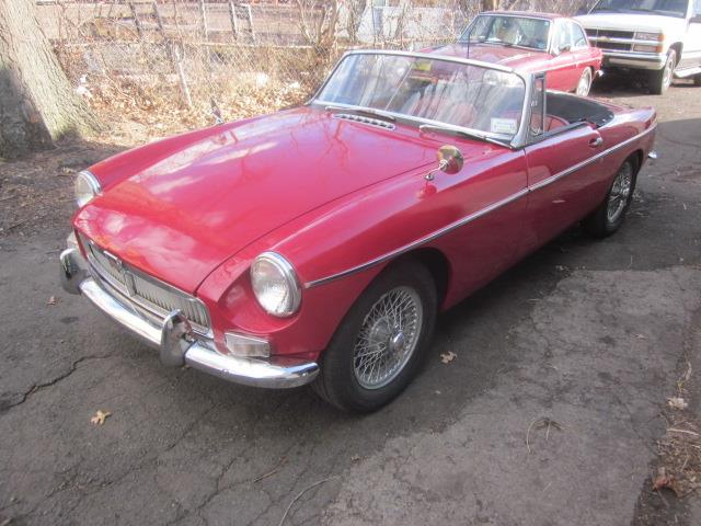 1964 MG MGB (CC-1314566) for sale in Stratford, Connecticut