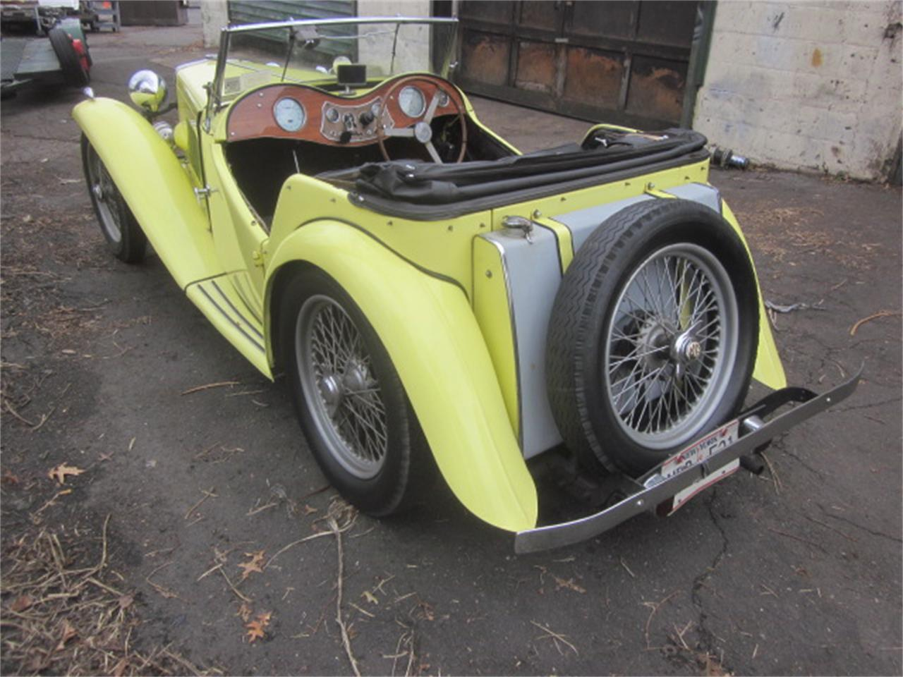 1948 MG TC (CC-1314567) for sale in Stratford, Connecticut
