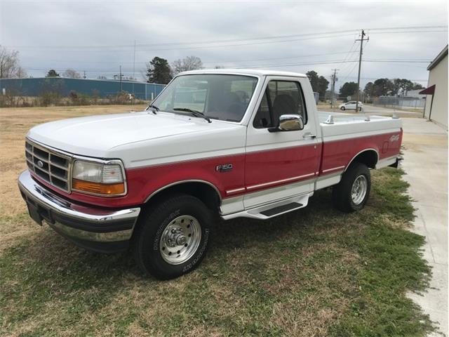 1996 Ford F150 (CC-1310457) for sale in Greensboro, North Carolina