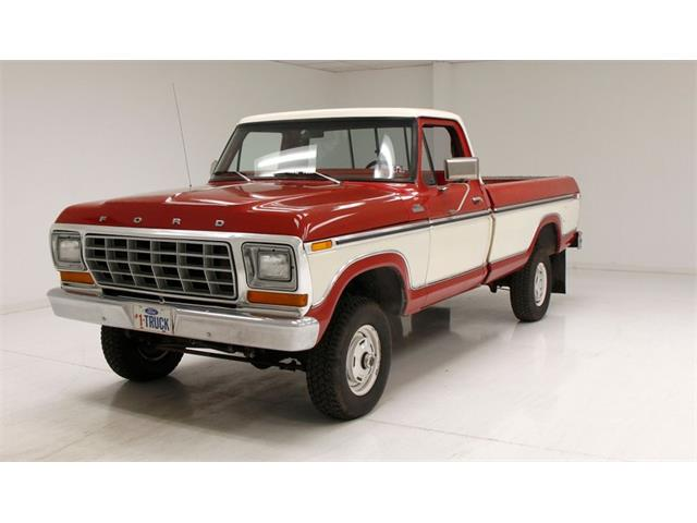 1979 Ford F150 (CC-1314575) for sale in Morgantown, Pennsylvania