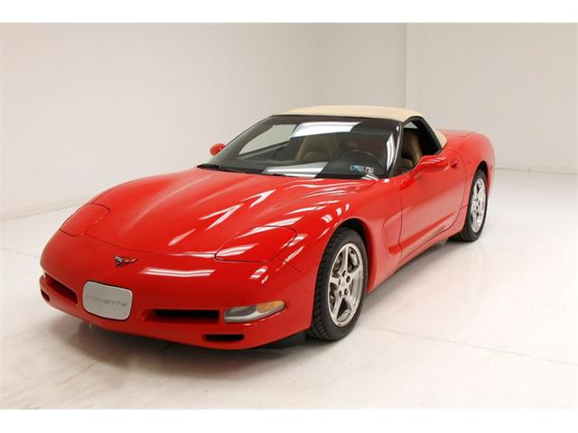 1999 Chevrolet Corvette (CC-1314578) for sale in Morgantown, Pennsylvania