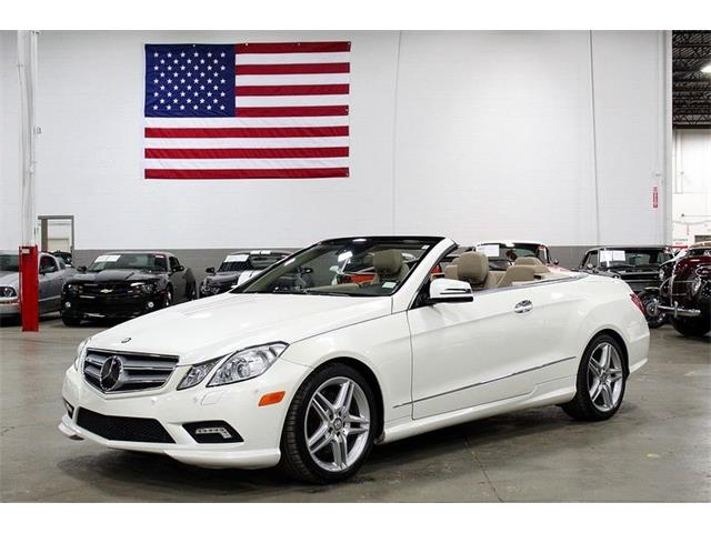 2011 Mercedes-Benz E350 (CC-1314579) for sale in Kentwood, Michigan