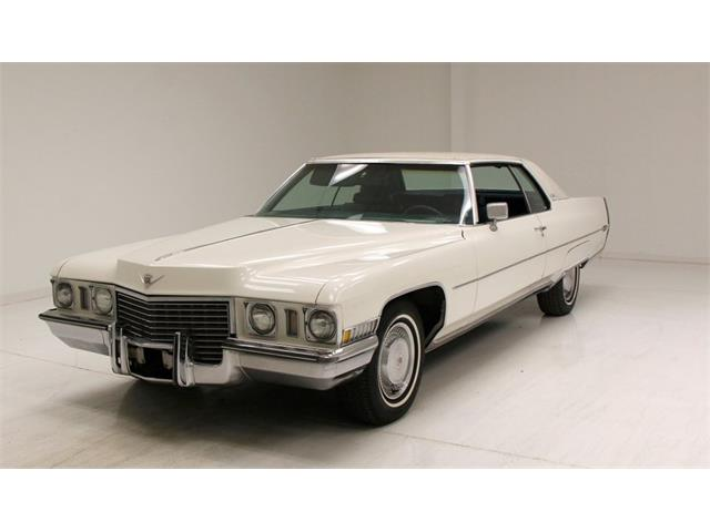 1972 Cadillac Coupe (CC-1314581) for sale in Morgantown, Pennsylvania