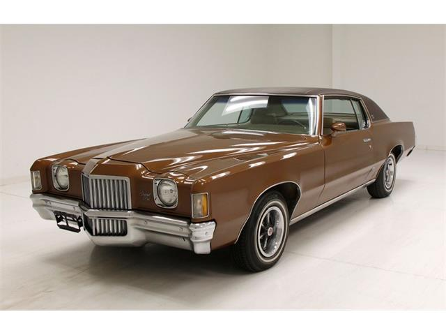 1971 Pontiac Grand Prix (CC-1314586) for sale in Morgantown, Pennsylvania