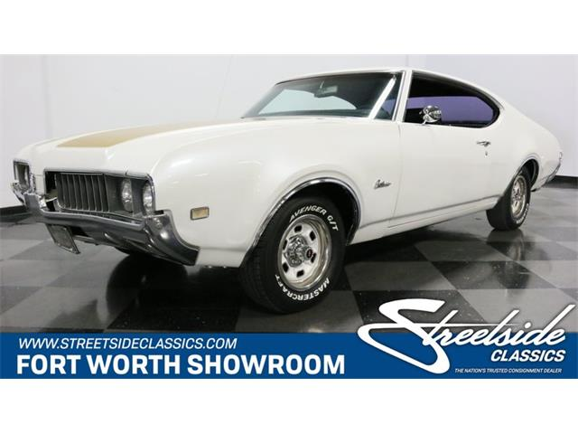 1969 Oldsmobile Cutlass (CC-1314587) for sale in Ft Worth, Texas