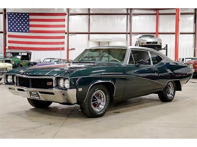 1968 Buick Gran Sport (CC-1314592) for sale in Kentwood, Michigan