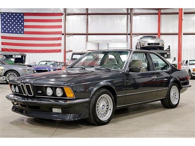 1985 BMW M635 CSi (CC-1314596) for sale in Kentwood, Michigan