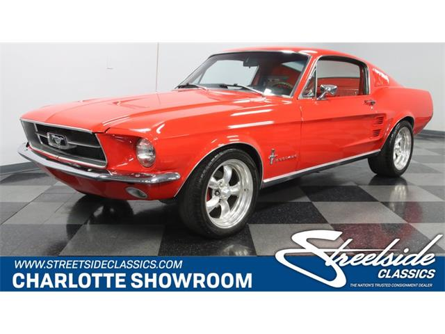 1967 Ford Mustang (CC-1314597) for sale in Concord, North Carolina