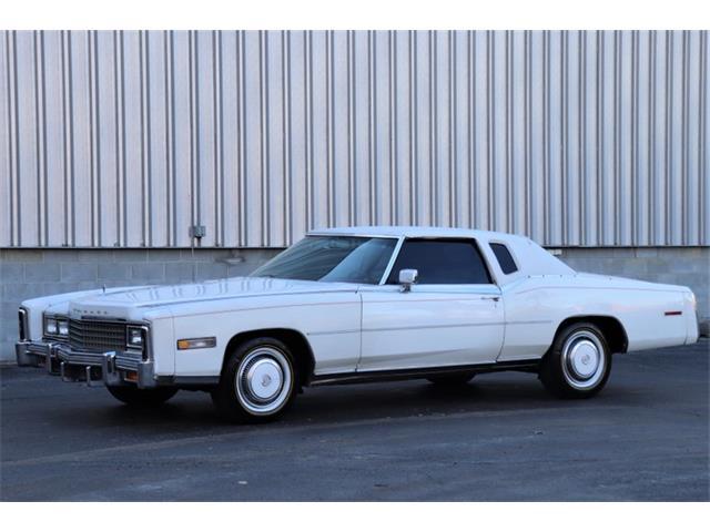 1978 Cadillac Eldorado (CC-1314615) for sale in Alsip, Illinois