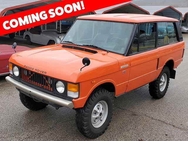 1978 Land Rover Range Rover (CC-1314616) for sale in St. Louis, Missouri