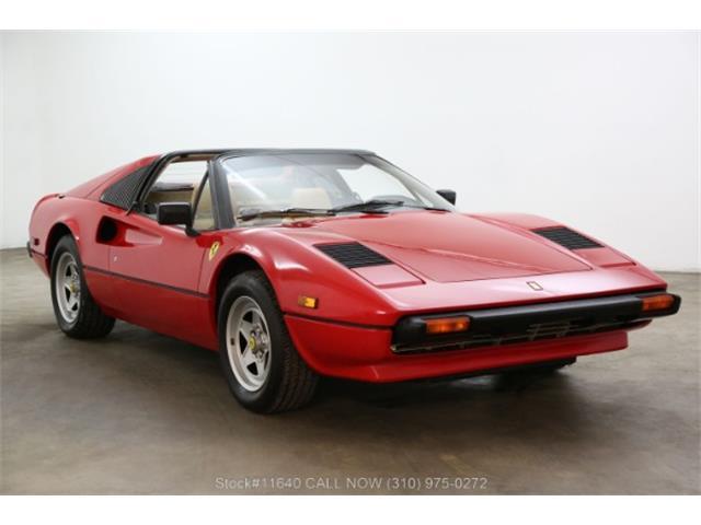 1982 Ferrari 308 GTSI (CC-1314619) for sale in Beverly Hills, California