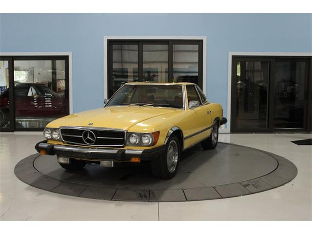 1978 Mercedes-Benz 450SL (CC-1314631) for sale in Palmetto, Florida