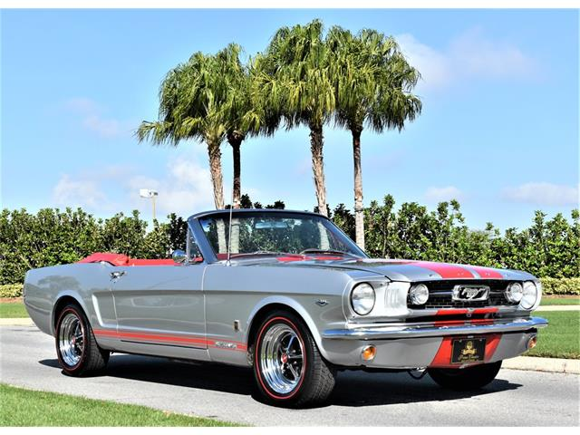 1966 Ford Mustang GT (CC-1314637) for sale in Lakeland, Florida