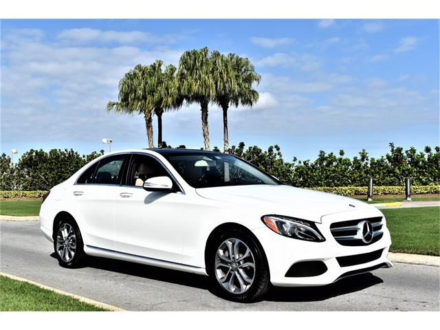 2015 Mercedes-Benz C-Class (CC-1314639) for sale in Lakeland, Florida