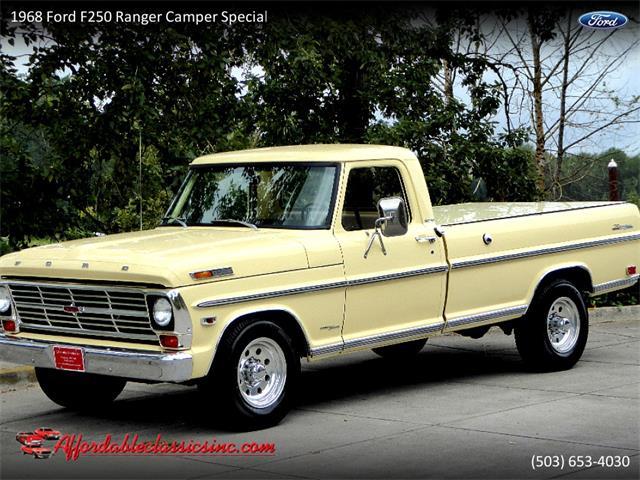 1968 Ford F250 (CC-1314644) for sale in Gladstone, Oregon