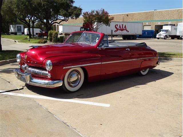1949 Mercury Convertible (CC-1310465) for sale in Greensboro, North Carolina