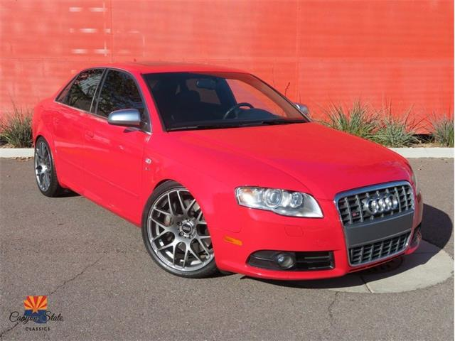 2007 Audi S4 (CC-1314650) for sale in Tempe, Arizona