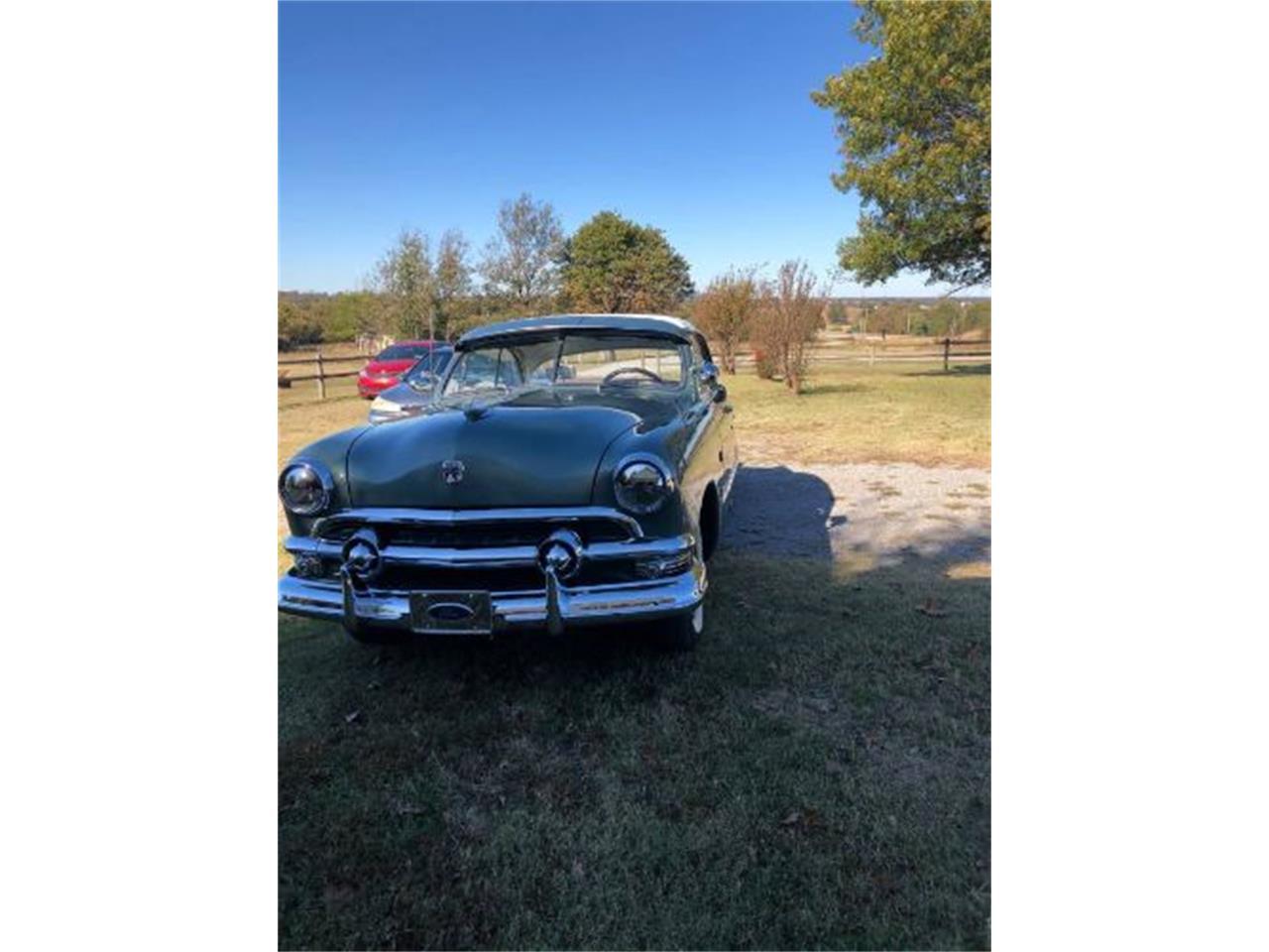 1951 Ford Victoria (CC-1314662) for sale in Cadillac, Michigan