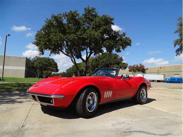 1969 Chevrolet Corvette (CC-1310467) for sale in Greensboro, North Carolina