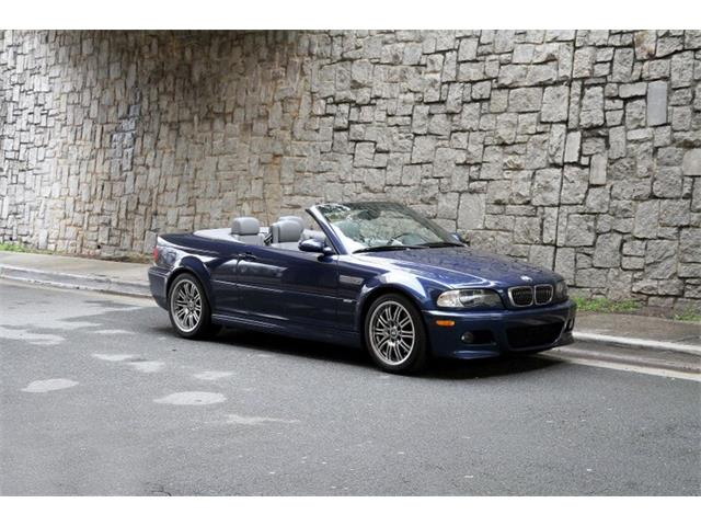 2003 BMW M3 (CC-1314677) for sale in Atlanta, Georgia