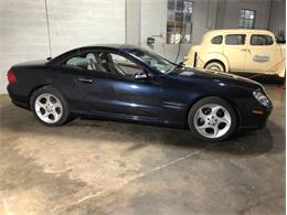 2004 Mercedes-Benz SL500 (CC-1314679) for sale in Savannah, Georgia