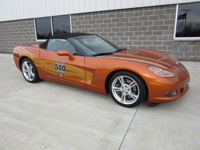2007 Chevrolet Corvette (CC-1314680) for sale in Greenwood, Indiana