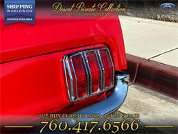 1966 Ford Mustang (CC-1314683) for sale in Palm Desert , California