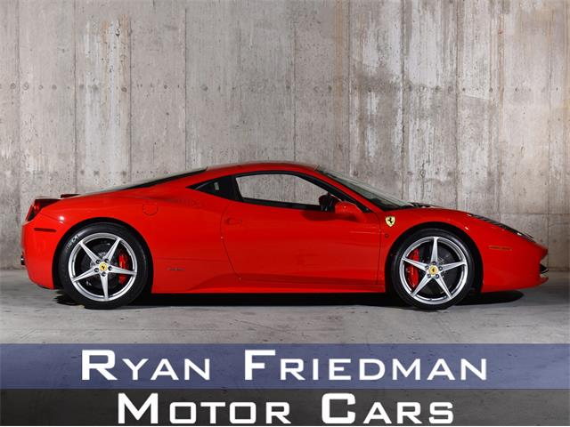 2013 Ferrari 458 (CC-1314692) for sale in Valley Stream, New York