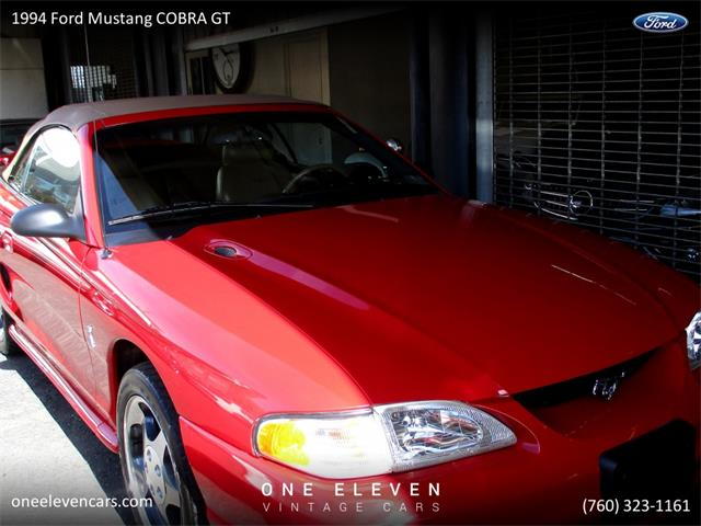 1994 Ford Mustang (CC-1314701) for sale in Palm Springs, California