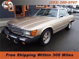1974 Mercedes-Benz 450SL (CC-1314710) for sale in Tacoma, Washington