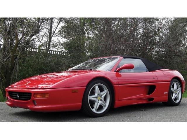1997 Ferrari F355 (CC-1314714) for sale in Carrollton, Texas
