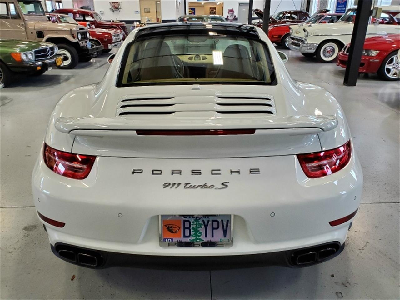 2014 Porsche 911 (CC-1314721) for sale in Bend, Oregon