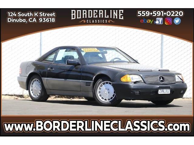 1991 Mercedes-Benz 500 (CC-1310481) for sale in Dinuba, California