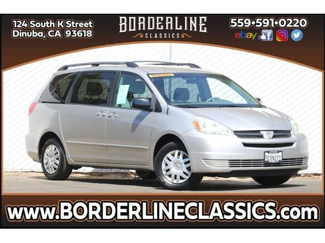 2004 Toyota Sienna (CC-1310485) for sale in Dinuba, California