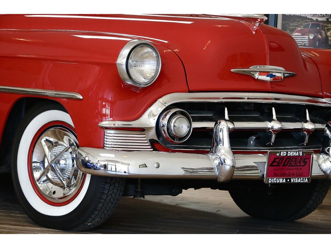 1953 Chevrolet Bel Air (CC-1310487) for sale in Dinuba, California