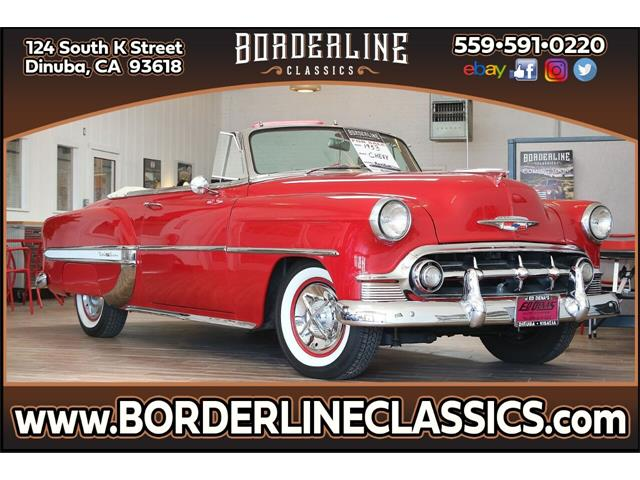 1953 Chevrolet Bel Air (CC-1310487) for sale in Dinuba, California
